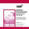 Tchaikovsky Violin Concerto 2nd 3rd mvts Campoli