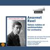 Ravel Valses nobles et sentimentales Ansermet OSR