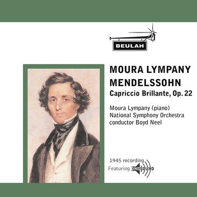 Product picture Mendelssohn Capriccio Brillante Lympany