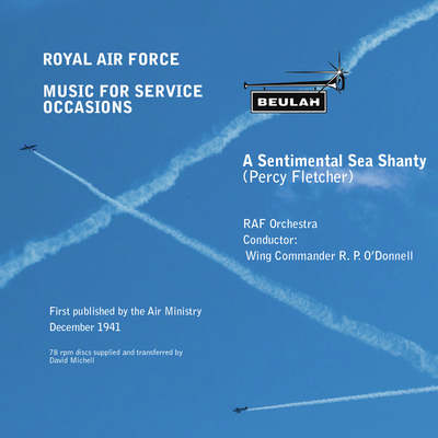Product picture A Sentimental Sea Shanty RAF Orchestra ODonnell