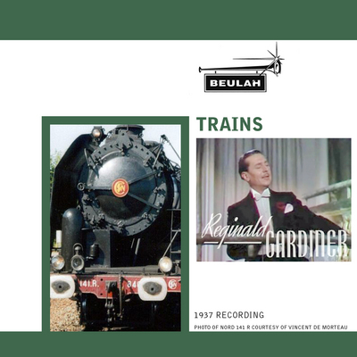 Product picture Trains by Reginald Gardiner