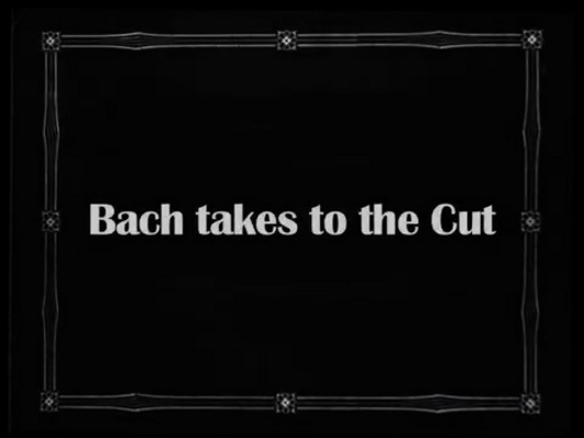 Product picture Bach takes to the Cut