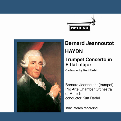 Product picture Haydn Trumpet Concerto in e flat major  1st mvt Jeannoutot