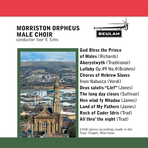 Product picture Morriston Orpheus Male Choir Ivor Sims