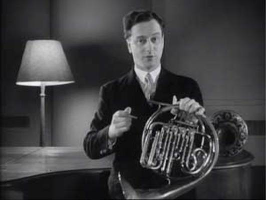 Product picture Dennis Brain introduces the horn and plays Beethoven Sonata