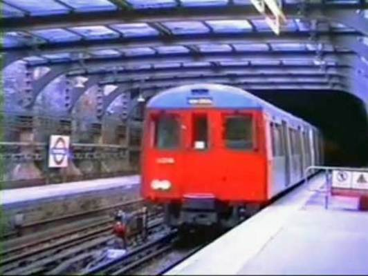 Product picture A Stock on the East London Line part 1