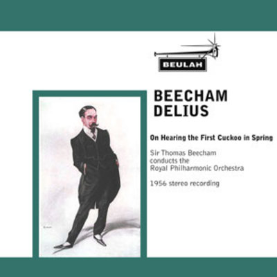 Product picture Delius On Hearing the First Cuckoo in Spring  Beecham RPO