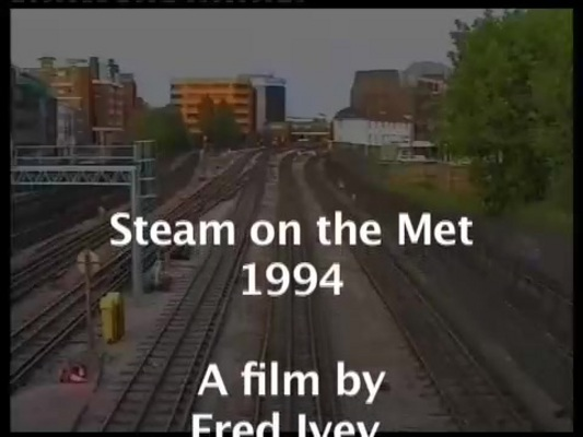 Product picture Steam on the Met 1994  - Part 1