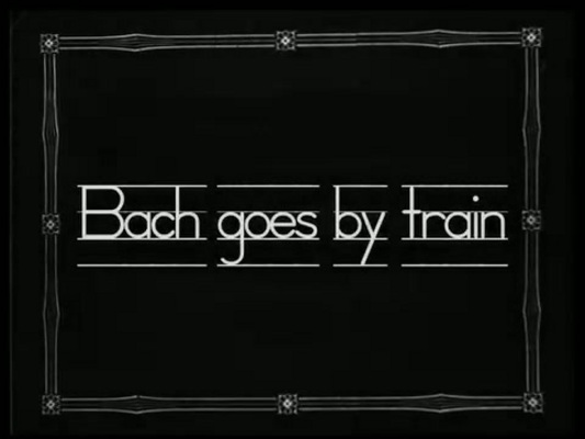 Product picture Bach Goes By Train